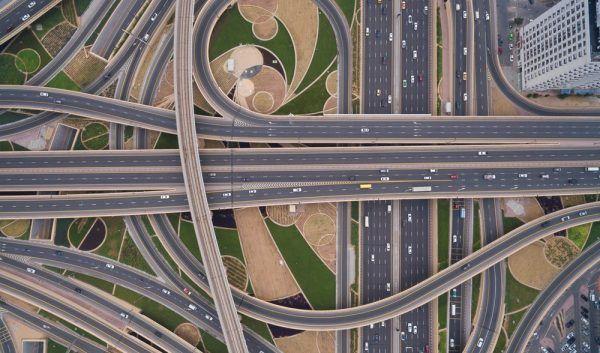 Dubai à pied