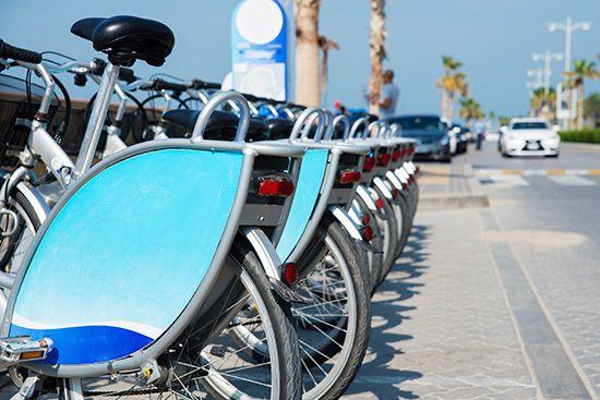 Vélo à Dubai