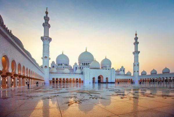 Mosquée Sheikh Zayed à Abu Dhabi