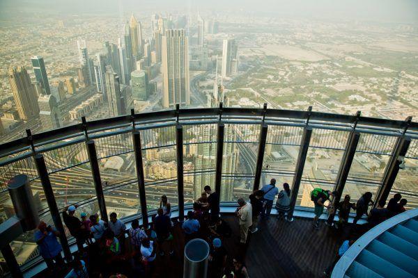 Plateforme d'observation Burj Khalifa