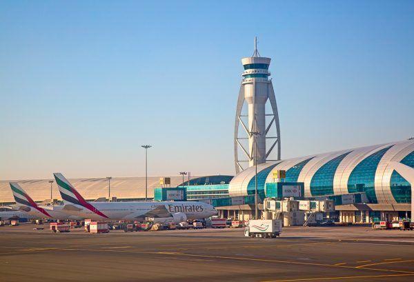 Aéroport de Dubai, record du monde
