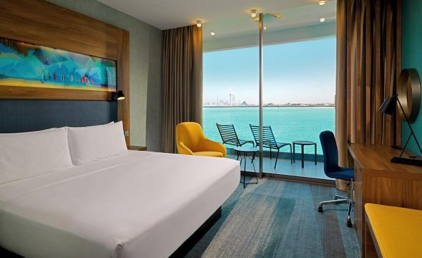 Aloft the Palm Jumeirah : nouvel hôtel à Dubai