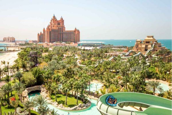 Aquaventure Waterpark - Atlantis Dubai