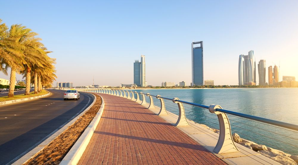 Corniche d'Abu Dhabi