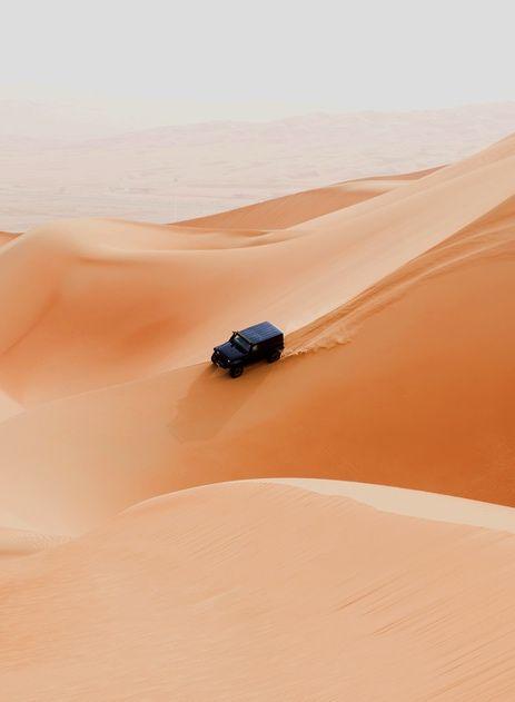 Top 10 à Dubai : désert