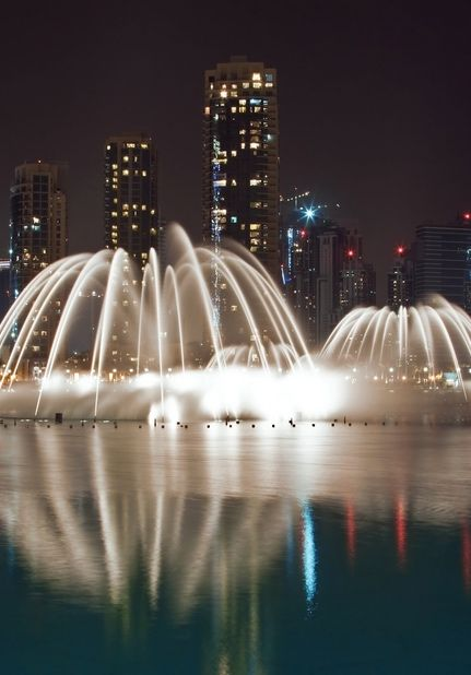 Top 10 : Dubai fountain