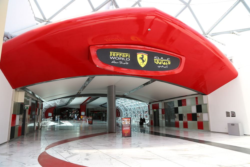 Ferrari World à Abu Dhabi