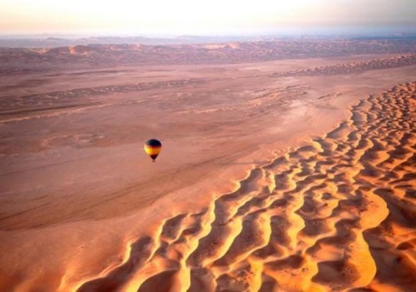 Hot Air Balloon à Dubai