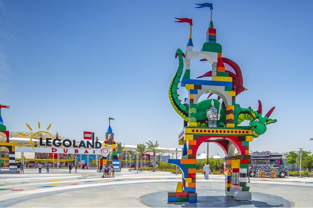 Legoland Theme Park à Dubai