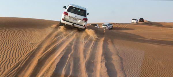 Safari désert à Dubai
