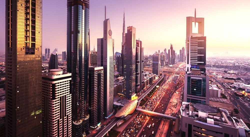 Image de Shiekh Zayed Road
