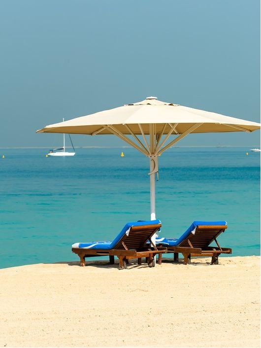 Top 10 à Dubai : plage !