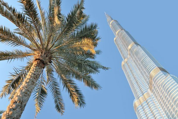 Visiter Burj Khalifa à Dubai