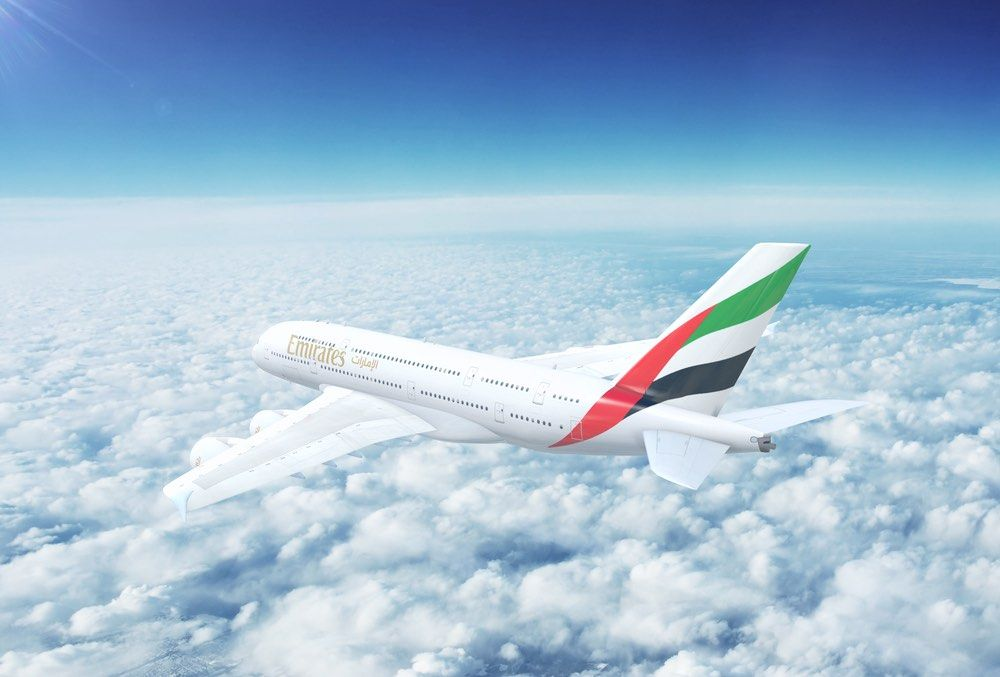 Vol pour Dubai