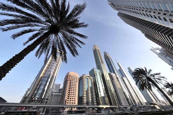 Gevora Hotel à Dubai