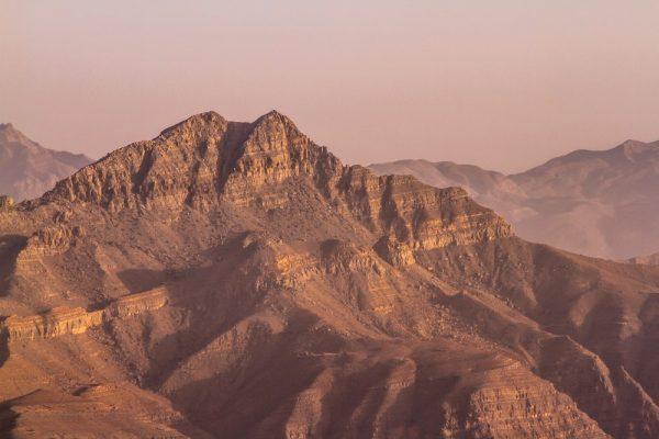 Jebel Jais à Ras al Khaïmah