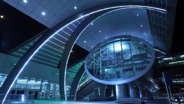 L'aéroport de Dubai toujours leader pour le trafic international