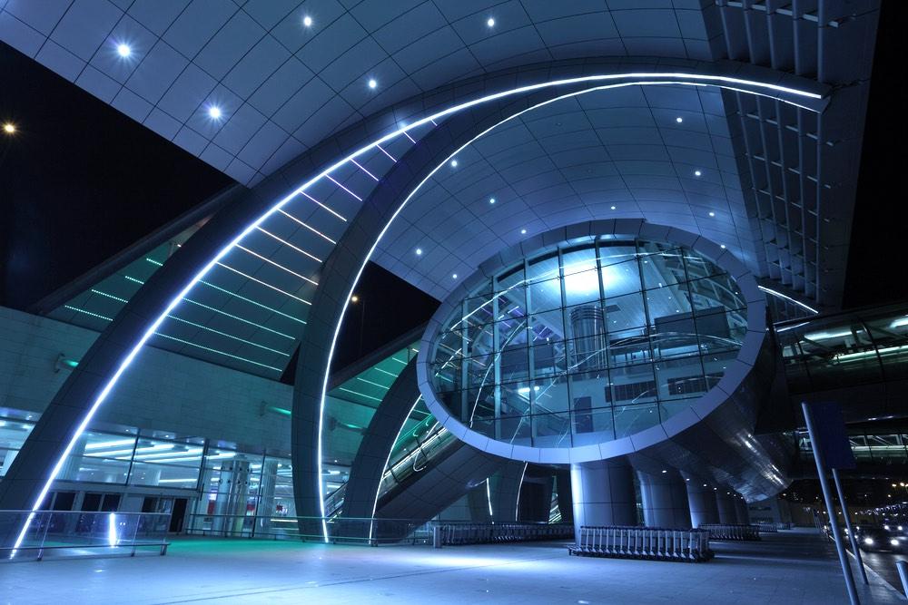 Plus gros aéroport du monde : Dubai !