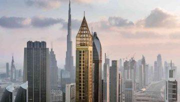 Ouverture du plus haut hôtel du monde à Dubai !