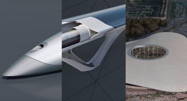 Hyperloop Dubai - Abu Dhabi