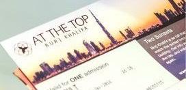 Réserver Burj Khalifa