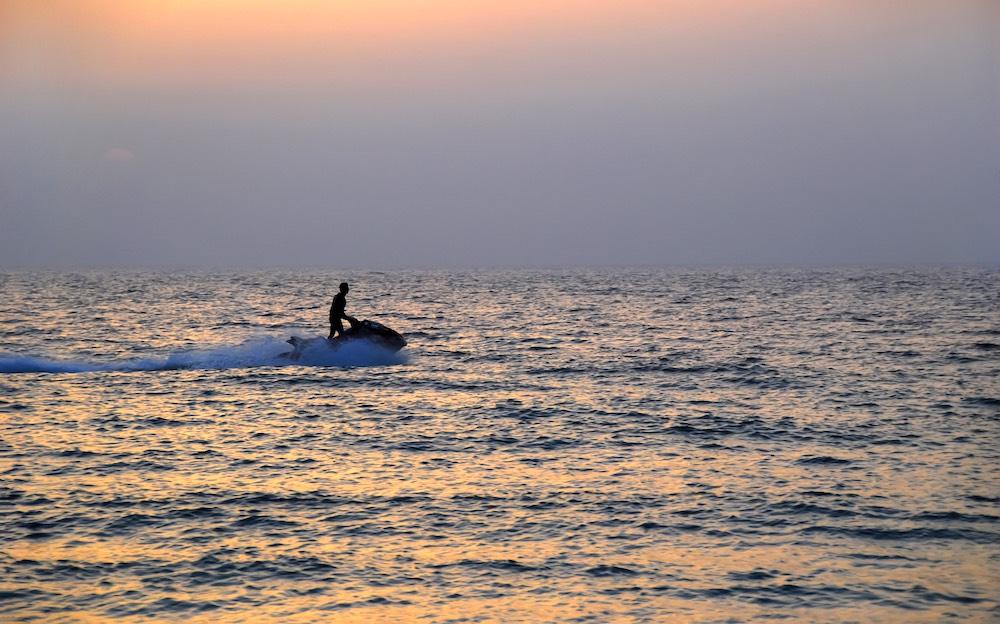 Location de jet ski à Dubaï