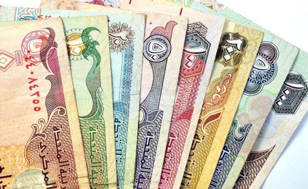 Dirham émirati ou dirham des Emirats Arabes Unis