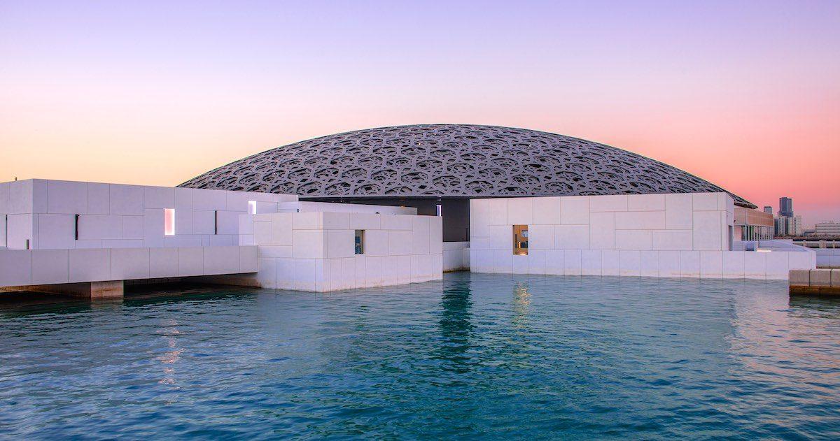 Ticket pour le Louvre Abu Dhabi