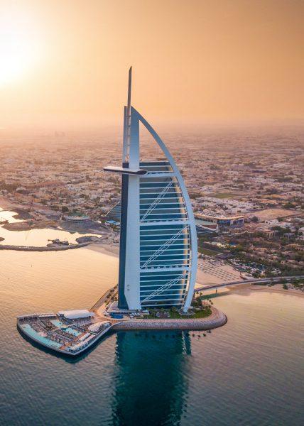 Burj al Arab à Dubaï