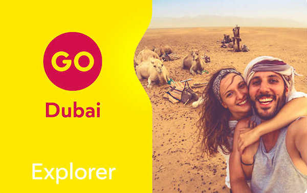 GO Dubai Explorer Card