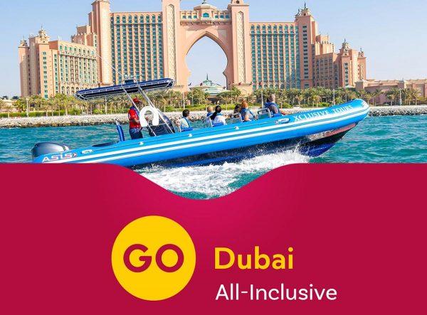 Pass Dubai illimité